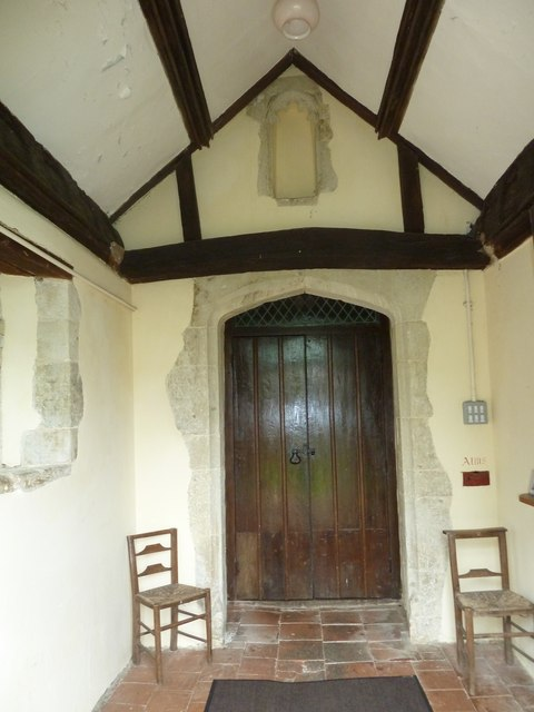 Dummer - All Saints Church: west door