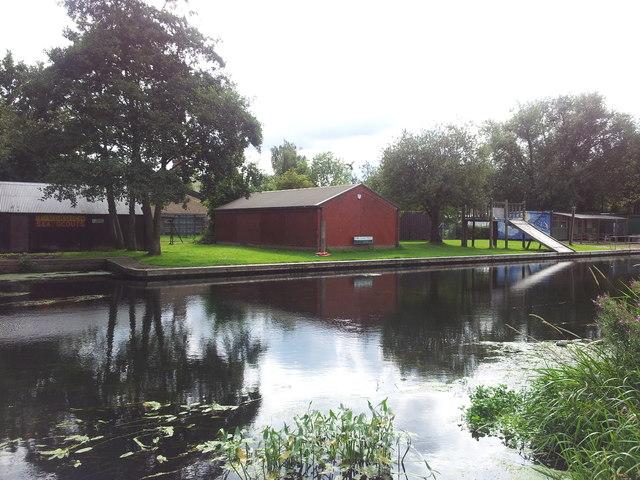 Eagle Canoe Centre, River Wensum