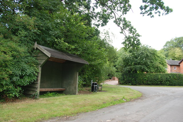 Shelter on the Green, Chebsey