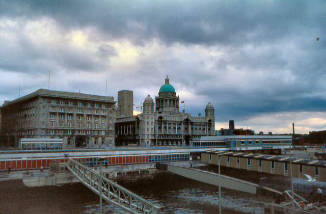Liverpool, Cunard Building and Dock Office
