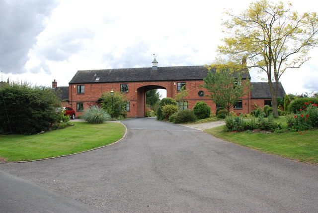 Mill Farm Court, Chebsey, Staffordshire