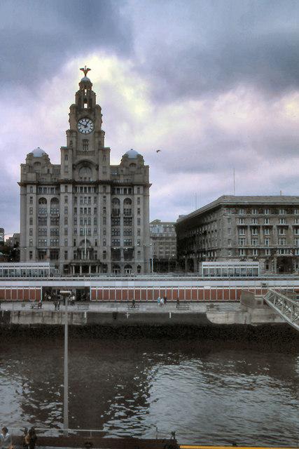 Liverpool, Royal Liver Building