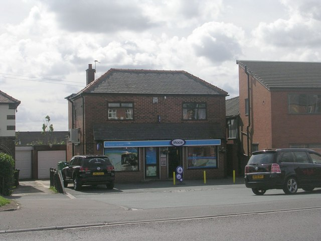Mace Stores - Whitehall Road East