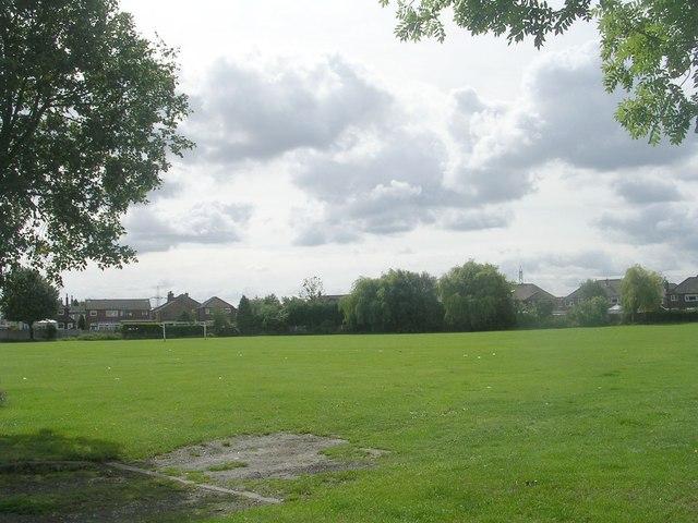 Recreation Ground - Ghyllroyd Drive
