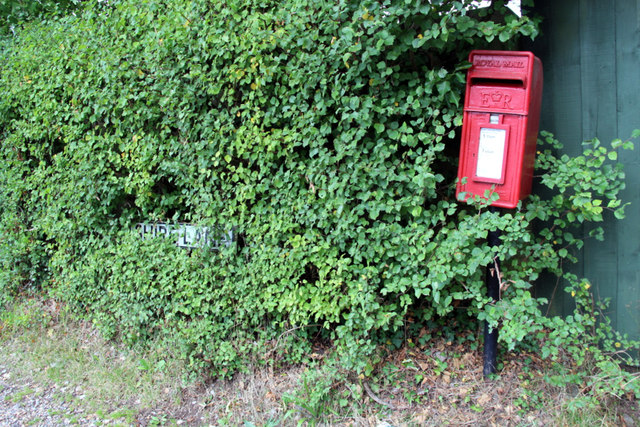 Postbox, Shire Lane, Horn Hill, CHalfont St Peter, Buckinghamshire