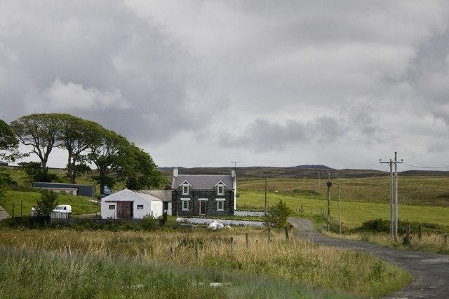 Esknish Farm, Islay
