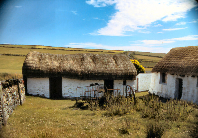 Cregneash Folk Village