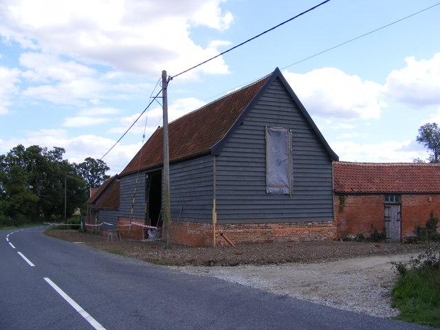 Renovated Barn at Elm Farm