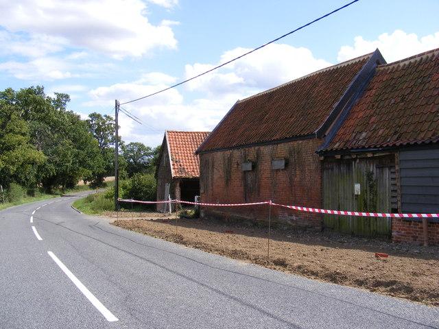 Barns at Elm Farm