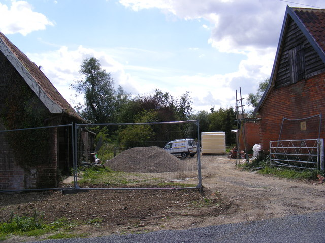 Farmyard at Elm Farm