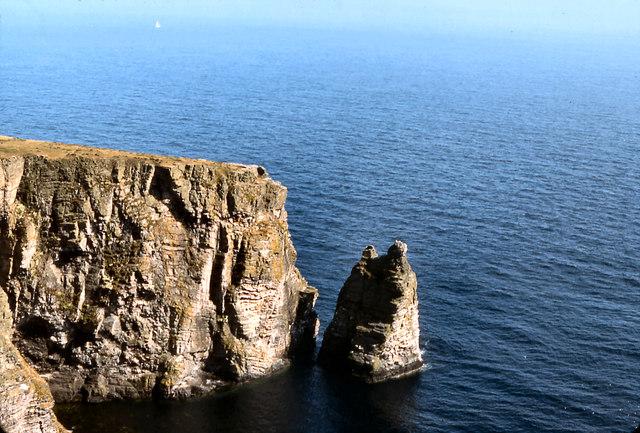Bay Stacka and the Sugarloaf Rock.
