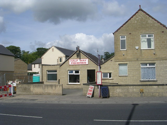 Half Way Fisheries - Whitehall Road East