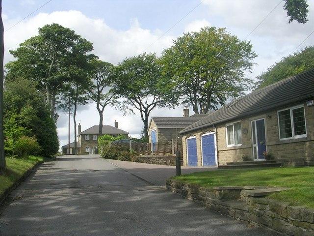 Vicarage Gardens - Bradford Road