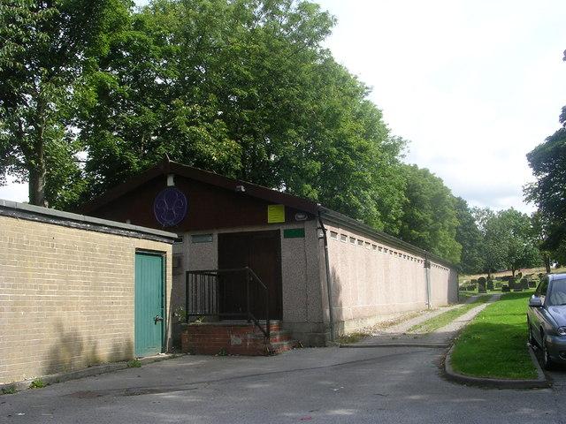 1st Spen Valley Scout HQs - Bradford Road