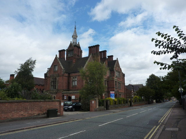 College Business Centre, Uttoxeter New Road