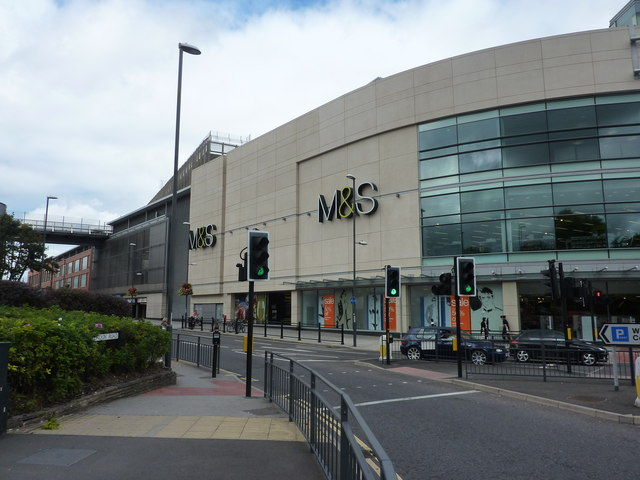 Marks & Spencer store, London Road, Derby