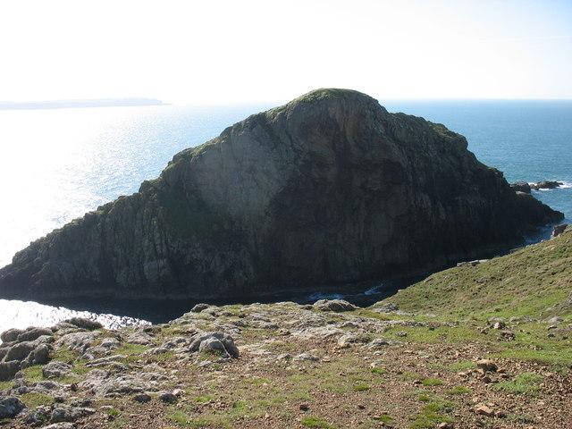 The Mew Stone, Skomer Island