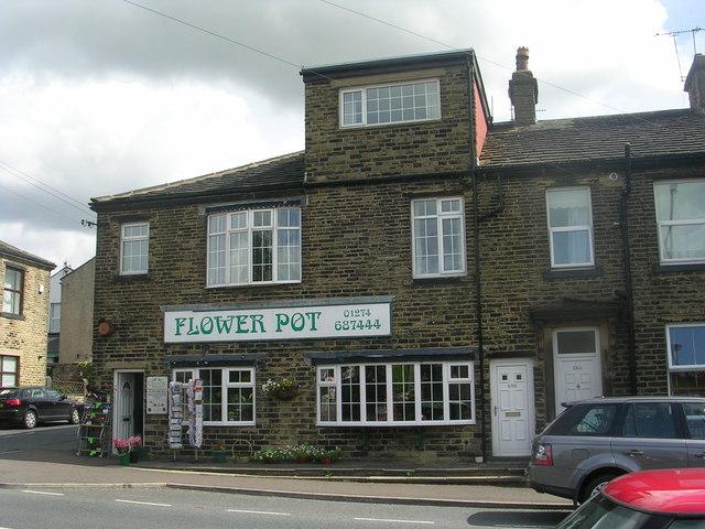 Flower Pot - Bradford Road