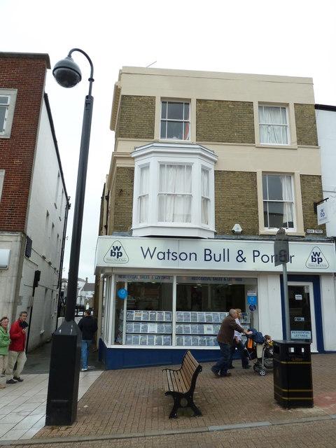 Ryde High Street- Watson Bull & Porter