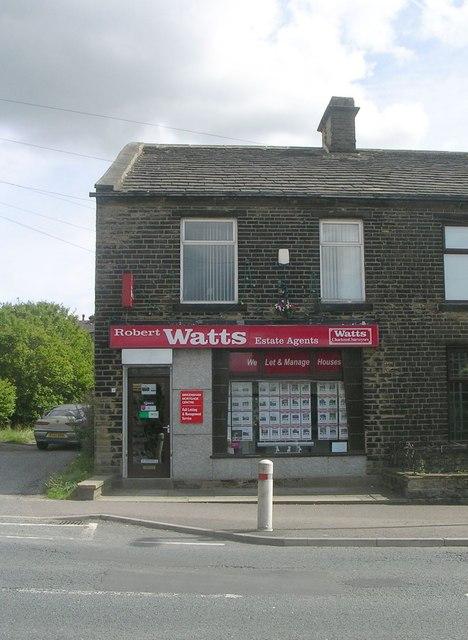 Robert Watts Estate Agents - Bradford Road