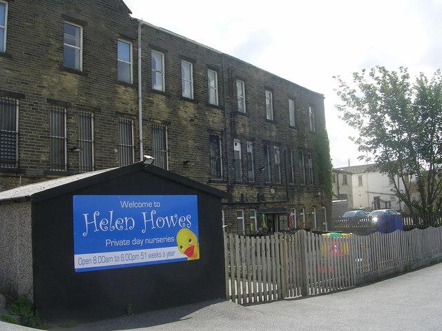 Helen Howes Day Nursery - behind Co-op - Bradford Road