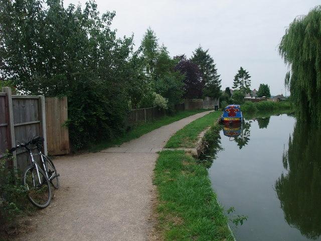 Grand Union Canal, Market Harborough Branch