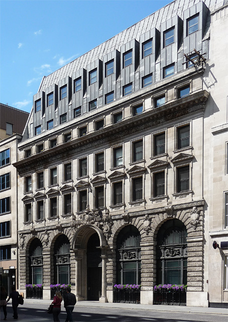 Cory Buildings, Fenchurch Street