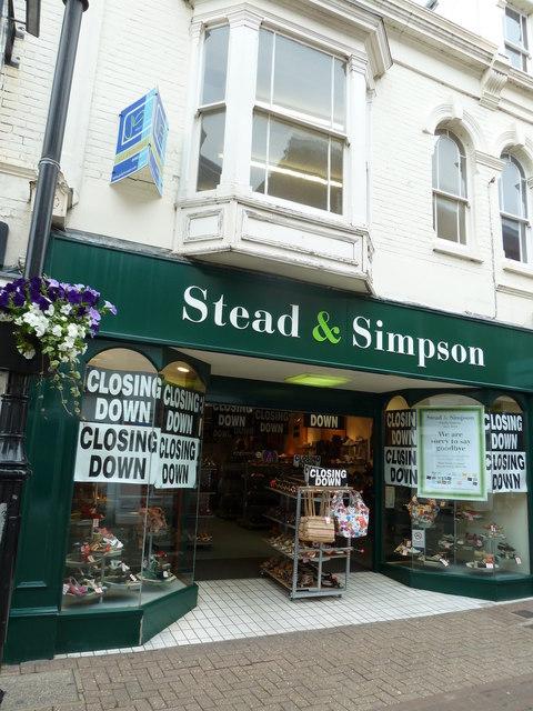 Ryde High Street- Stead & Simpson