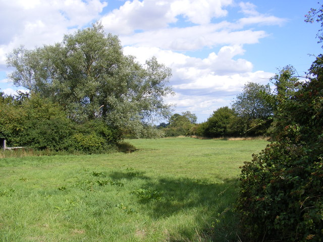 Footpath to Hall Lane