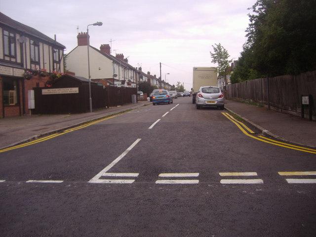 Northview Road, Luton