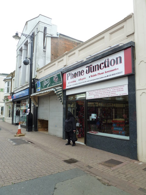 Ryde High Street- Phone Junction