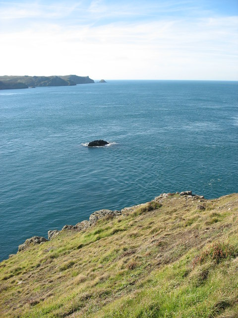 Wooltack Point and Tusker Rock