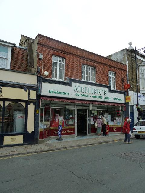 Ryde High Street- Mellish's