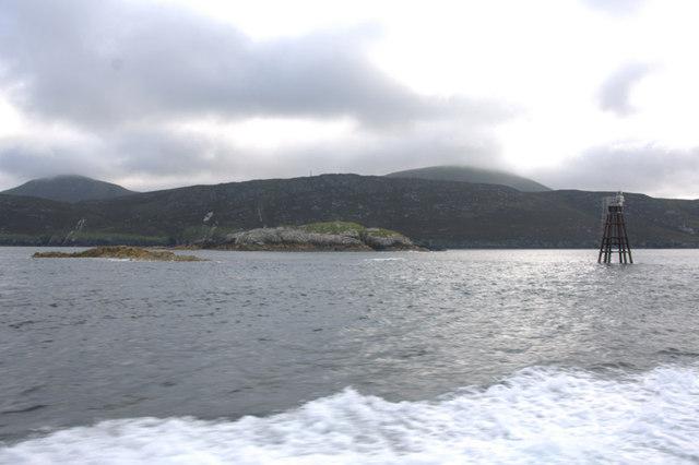 Sromaigh, Sound of Harris