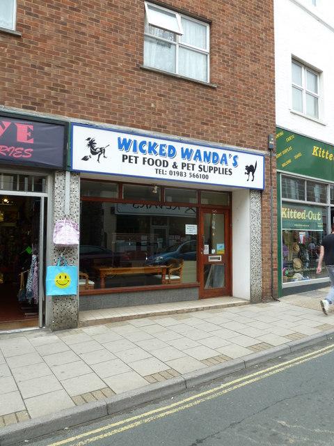 Ryde High Street- Wicked Wanda's