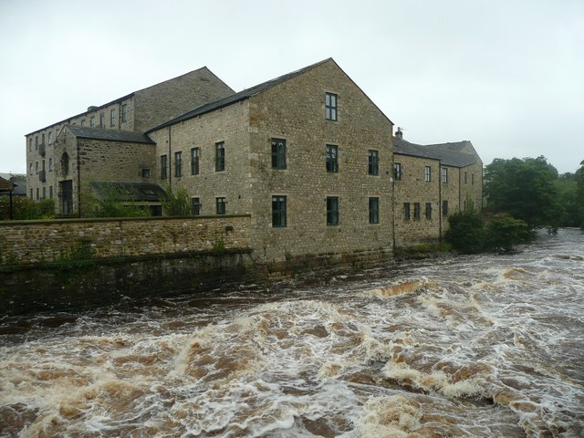 King's Mill, Settle