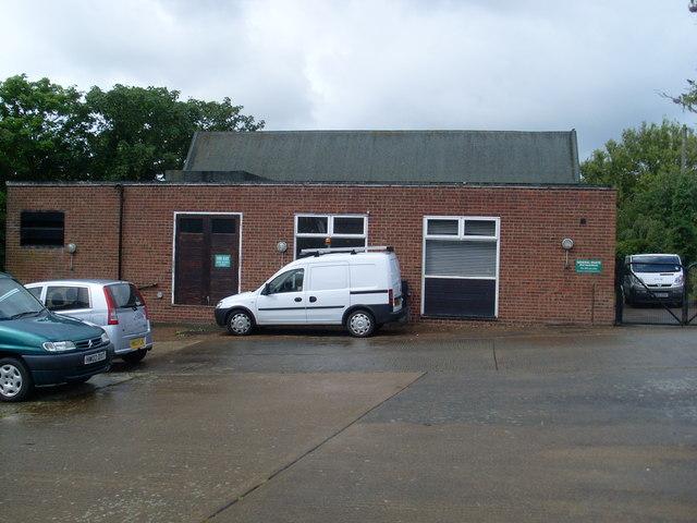 Yarmouth Telephone Exchange, IoW (2)