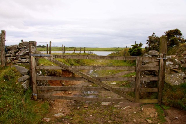 Gate to Dozmary Pool