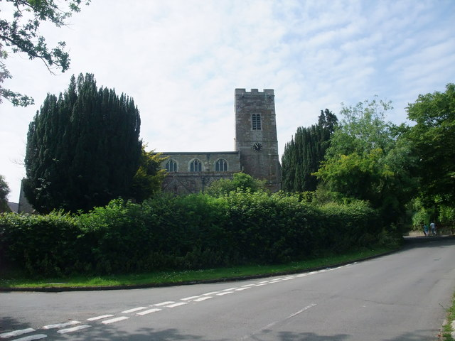 Church of St Andrew, Foxton