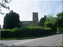 SP6989 : Church of St Andrew, Foxton by Tim Heaton