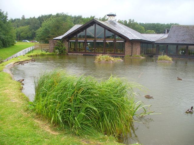 Tebay West Services Area