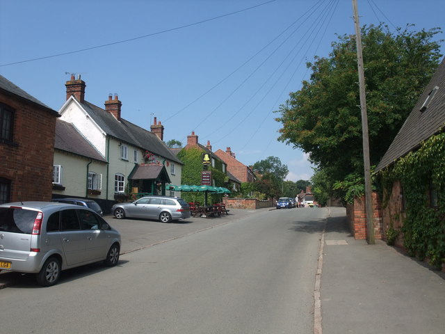 The Bell Inn, Main Street, Gumley