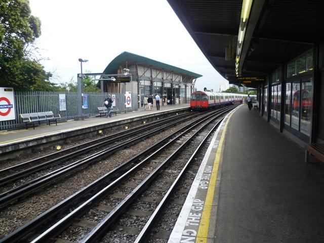 Hounslow East Underground station