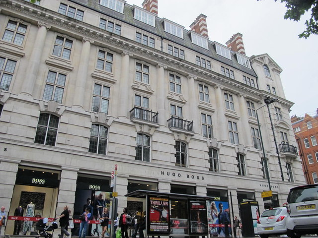 The Willett Building, Sloane Square, SW1 (2)