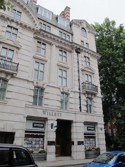 The Willett Building, Sloane Square, SW1 (3)