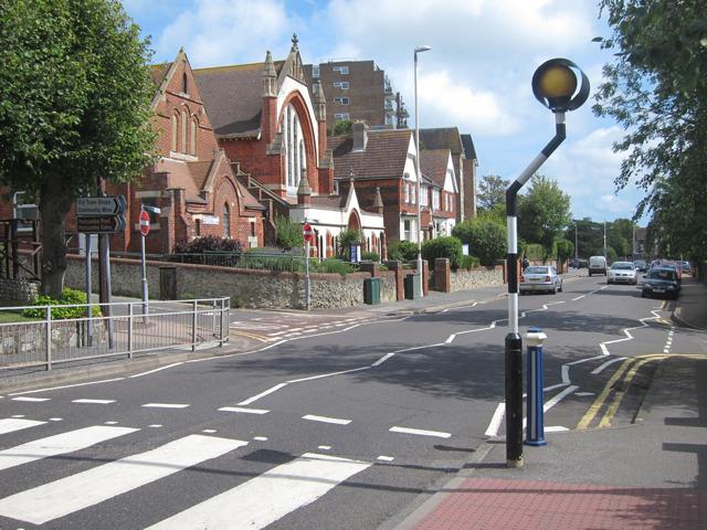 Upperton Road