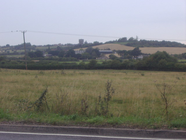 View from the A6, Silsoe