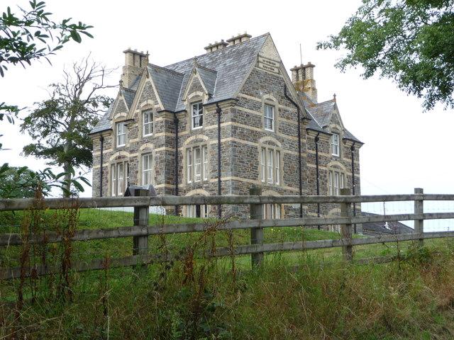 Cwmcoedwig Hall