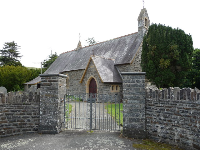 Church entrance gate