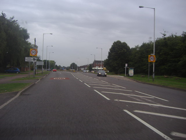 New Bedford Road, Luton